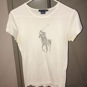 Ralph Lauren Blue Label Tops - Ralph Lauren Big Pony Shirt
